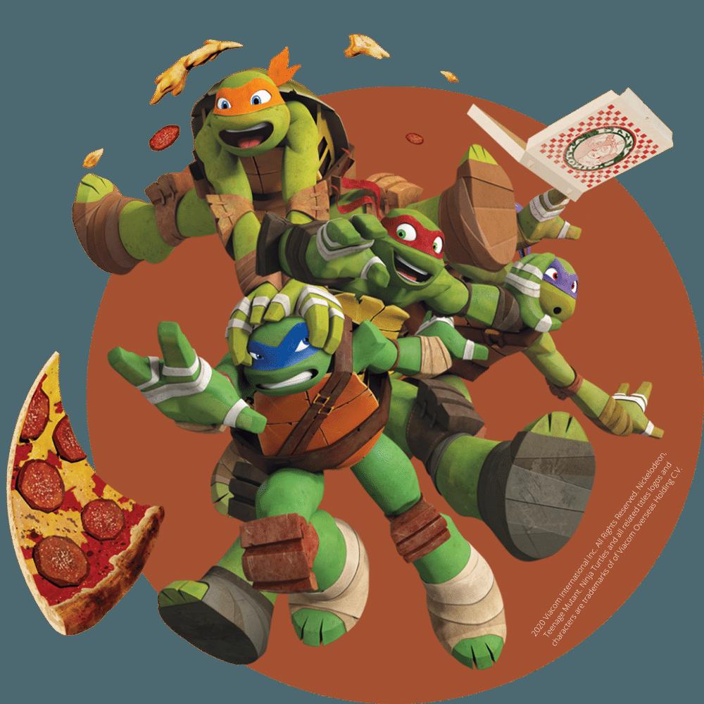 Żółwie Ninja Licencja
