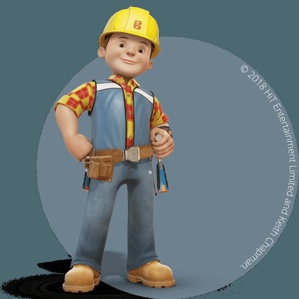 Bob Budowniczy Licencja Eventy